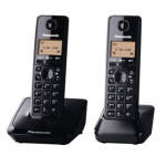 Panasonic 樂聲 KX-TG2712HK DECT數碼室內無線電話 (黑色)