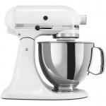 KitchenAid 5KSM150PSBWH 4.8公升 座檯式自動攪拌器 (牛奶白)