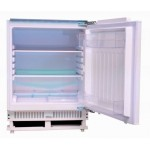 Baumatic BRUL600 140L Built-in Under Fridge