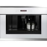 Kuppersbusch EKV6500.1W3 15bar Built-in Fully Automatic Coffee Machine (Silver Chrome)