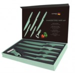German Pool KSW-SET6 Stainless Steel Knife Set (6 pcs)