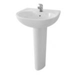 TOTO LW236CJ 基座洗手盆