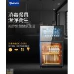 Sanki 日本山崎 SK-DS80 雙門消毒碗櫃