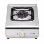 Simpa SSTH1 30cm Free-standing Single Burner Hotplate