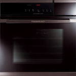 Kuppersbusch EEBD6600.3J2 56Litres Built-in Combined Steam Oven (Black Chrome)
