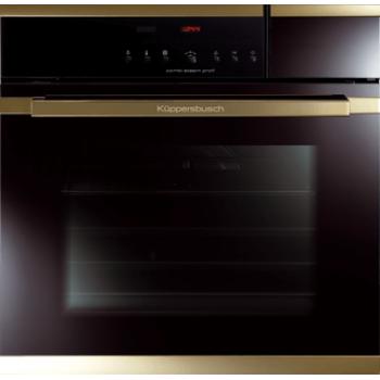 Kuppersbusch EEBD6600.3J4 56公升 內置式組合電蒸爐 (金色)