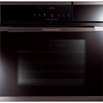 Kuppersbusch EEBD6600.3J5 56Litres Built-in Combined Steam Oven (Black Velvet)