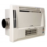 Kusatsu KBF-231RGSHWM 1350W Wall-mounted Theomo Ventilator with Wireless Remote