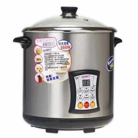 Homey 家美牌 PSC-8 8.0公升 多功能營養鍋