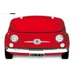 Smeg SMEG500R 100公升 flat500獨家設計 特色雪櫃 (紅色)