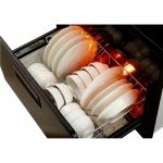 Baumatic BST92BL 90公升 黑魂系列 嵌入式消毒碗櫃