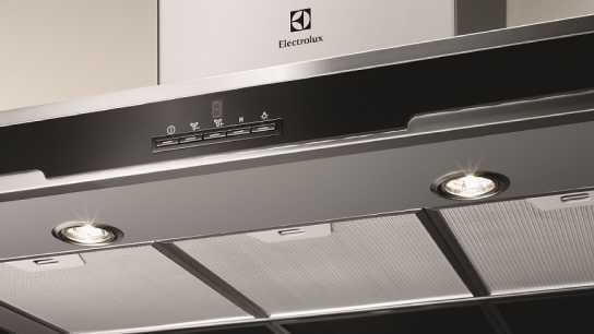 Electrolux 伊萊克斯 EFC926BAR 90厘米 掛牆煙囪式抽油煙機 (不銹鋼)