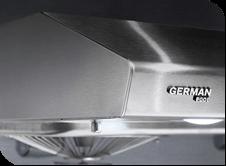 German Pool 德國寶 TOT-723 70厘米 易拆式抽油煙機
