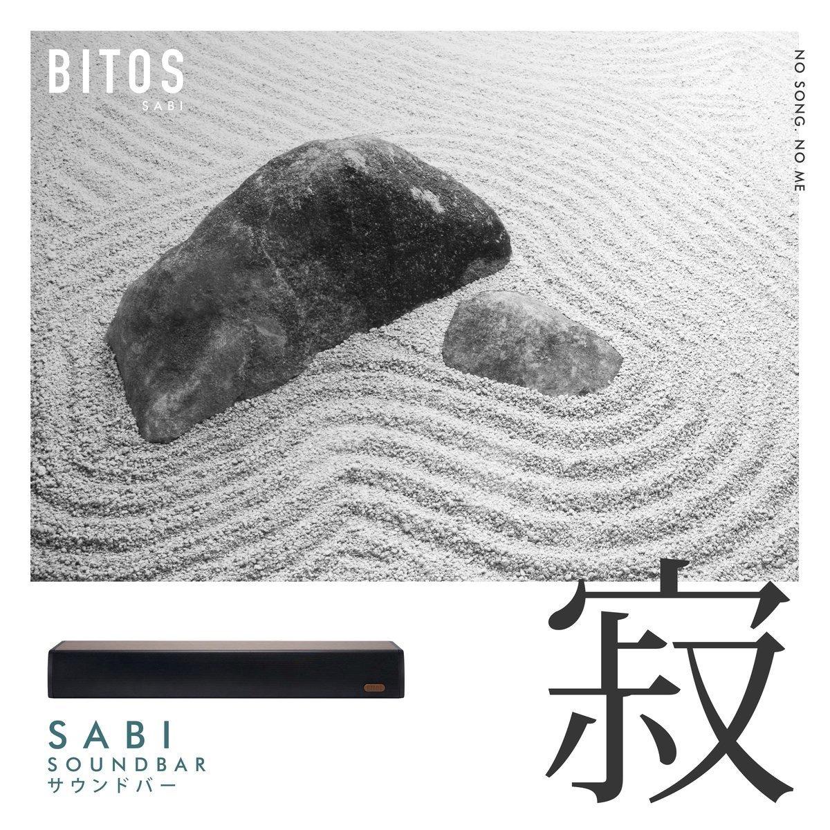 Bitos BT-SABI2.0 SABI 2.0 Sound Bar